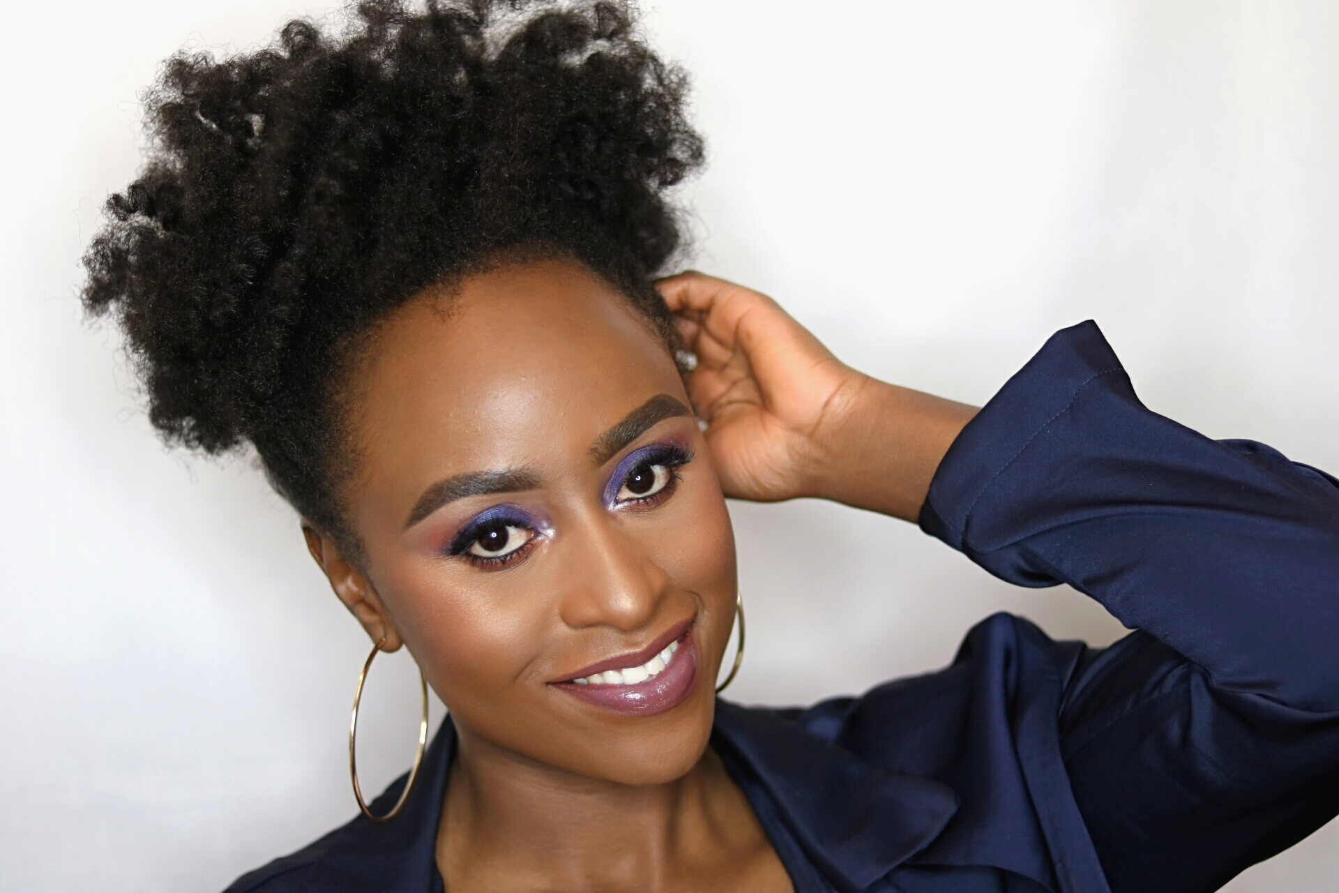 Crazy Things I Used To Do To My Natural Hair Anisia Michael